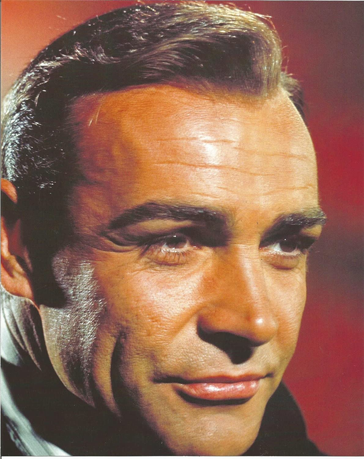 James Bond 007 Sean Connery Tight Shot Of Face 8 X 10 Promo Photo 004 At Amazon S Entertainment Collectibles Store