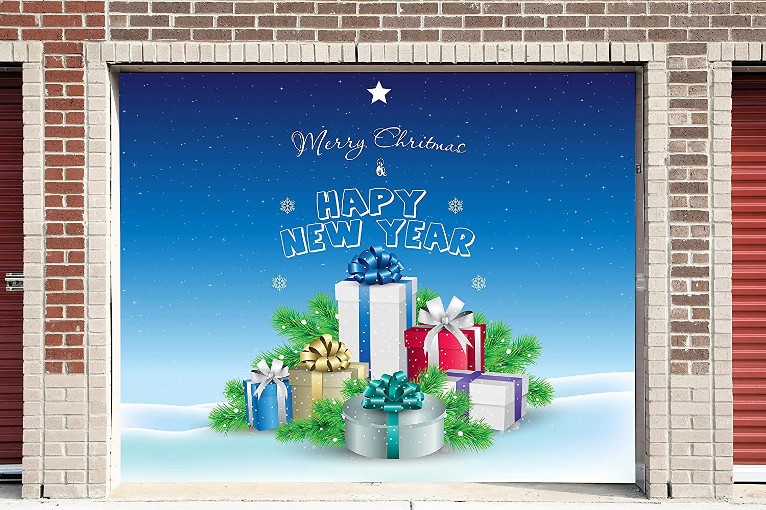 christmas murals decorations billingsblessingbags org