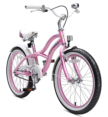 2cb621c34af BIKESTAR Original Premium Safety Sport Kids Bike Bicycle with sidestand and  Accessories for Age 6 Year