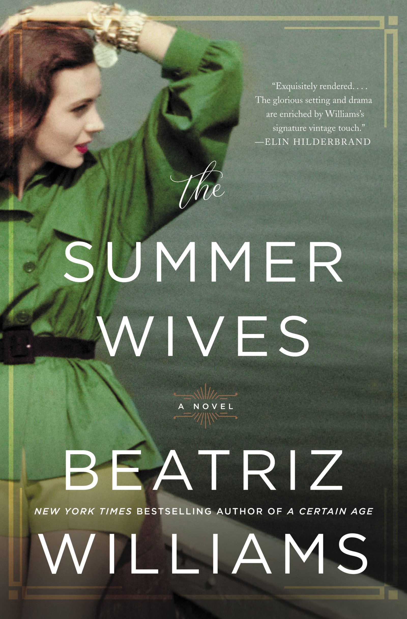 Image result for summer wives by beatriz williams