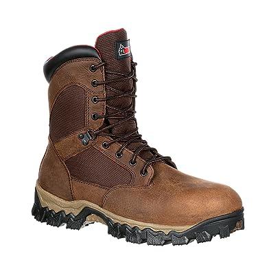 ee97781ed38 Rocky Men's AlphaForce Composite Toe Waterproof Insulated Work Boot-RKK0184