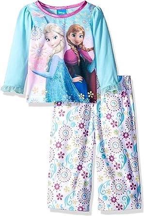 Disney - Pijamas Enteros - para bebé niña Aqua/Multi: Amazon ...