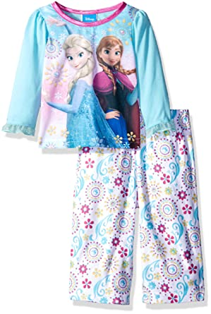 9f933f55a Disney Girls  Frozen 2-Piece Pajama Set