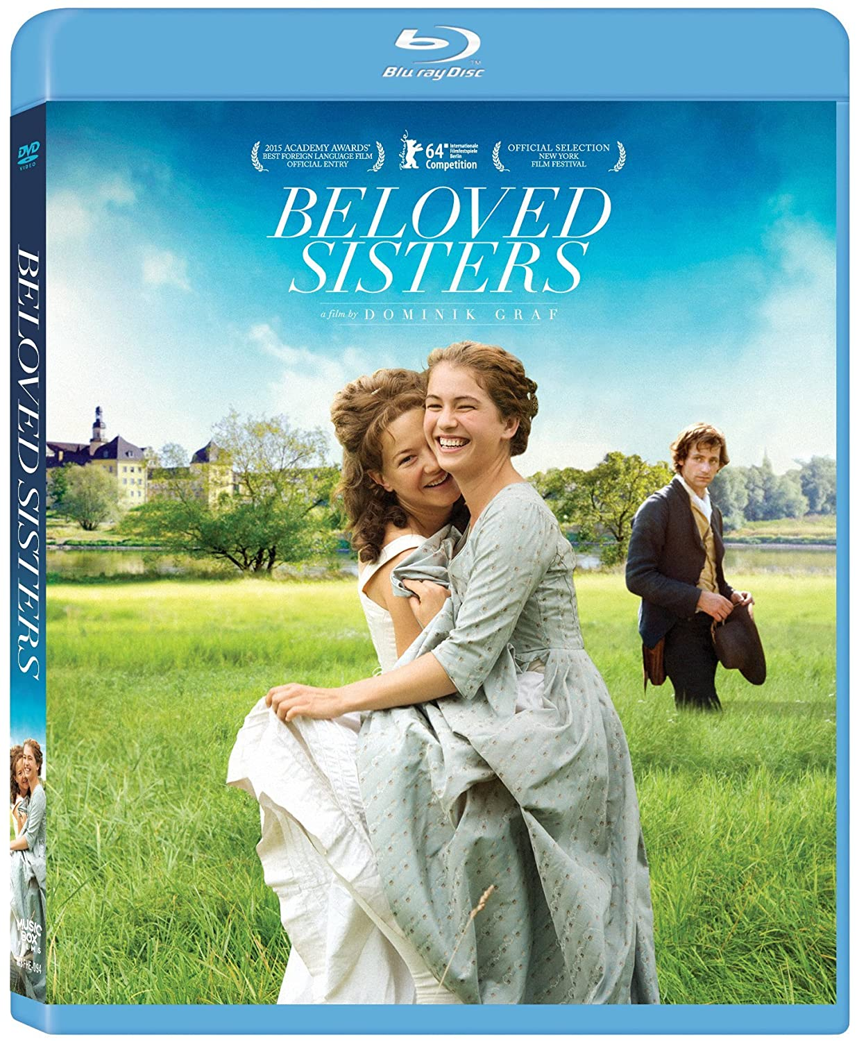 Amazon.com: Beloved Sisters [Blu-ray]: Florian Stetter, Hannah ...