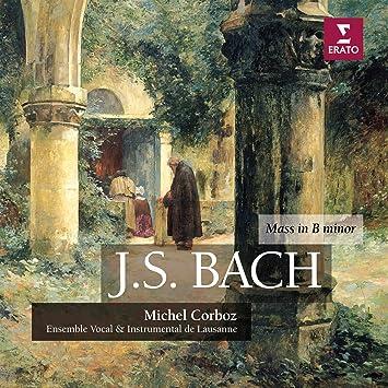 Bach  Mass in B minor Lausanne Ensembles Corboz  Amazon.co.uk  Music 24f345cdd4a