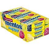 Mentos Kaugummi Gum Full Fruit Pocketbox, 2er Pack (2 x 252 g)