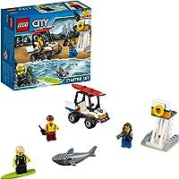 Lego - City Sahil Güvenlik Başlangıç Seti (60163)