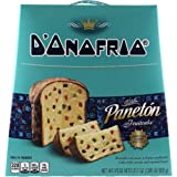 Paneton D'onofrio Fruit Cake - Gourmet Traditional Panettone Dessert Bread - Imported from Peru - 31.7 oz./1.98 Lb.