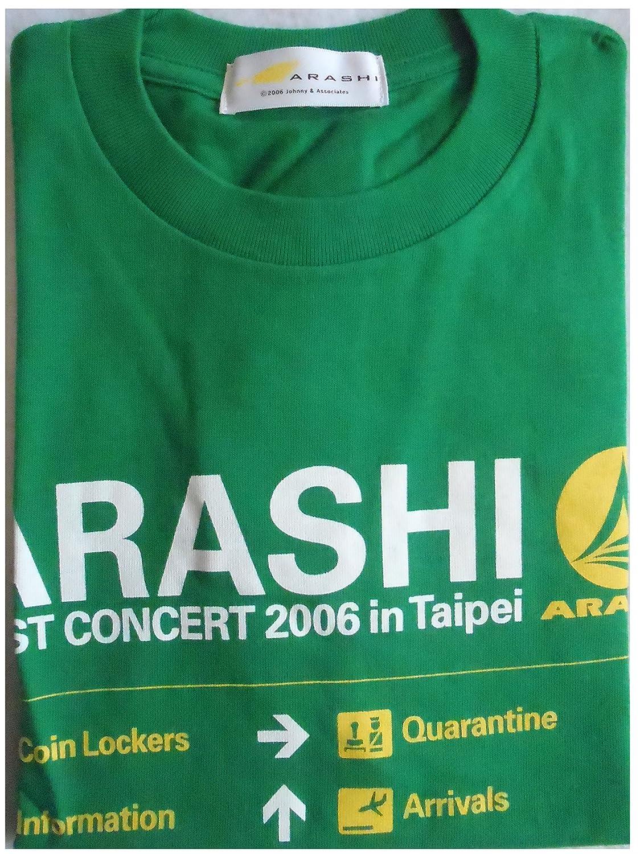 嵐 ARASHI First Concert 2006 in Seoul ソウル Tシャツ   B00MB1JQDS