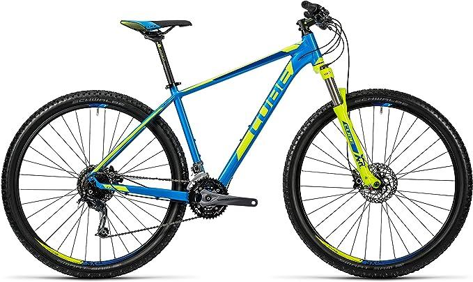 Bicicleta Montaña Cube Analog, 29 pulgadas: Amazon.es: Deportes y ...