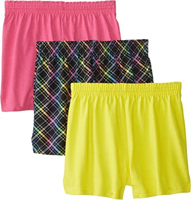 Soffe MJ Womens Authentic Short 3 Pack 3