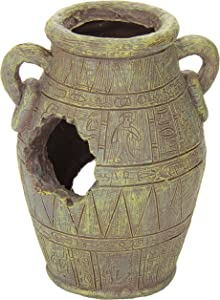SPORN Aquarium Decoration, Ancient Vase