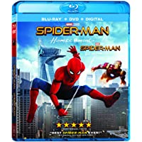 Spider-Man: Homecoming [Blu-ray] (Bilingual)