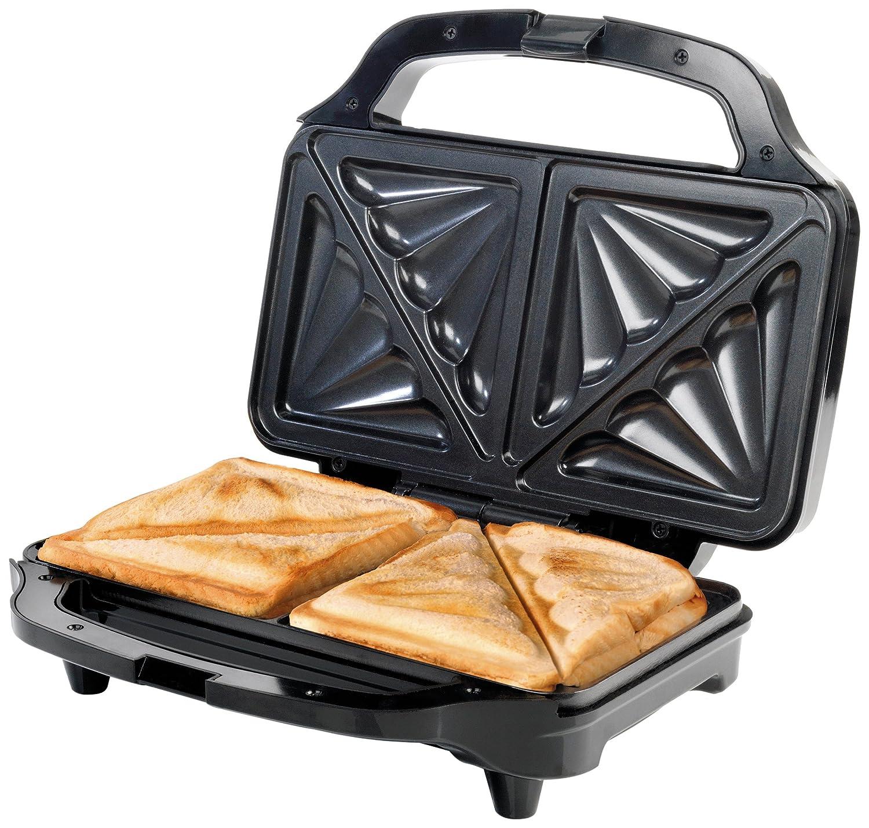 Giles & Posner EK2017SGMOB Deep Fill Sandwich Toaster Grey