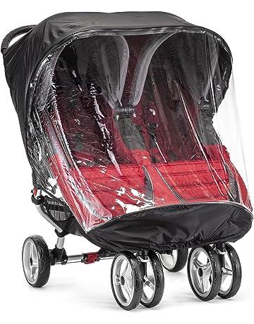Baby Jogger BJ90452 - Capa de lluvia para City Mini/GT Gemelar