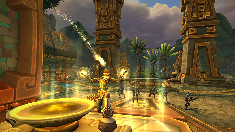 Amazon com: World of Warcraft Battle for Azeroth - PC Standard