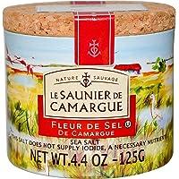 Le Saunier de Camargue, Fleur de Sel, Sea Salt, 4.4 oz (125 g) - 2 件
