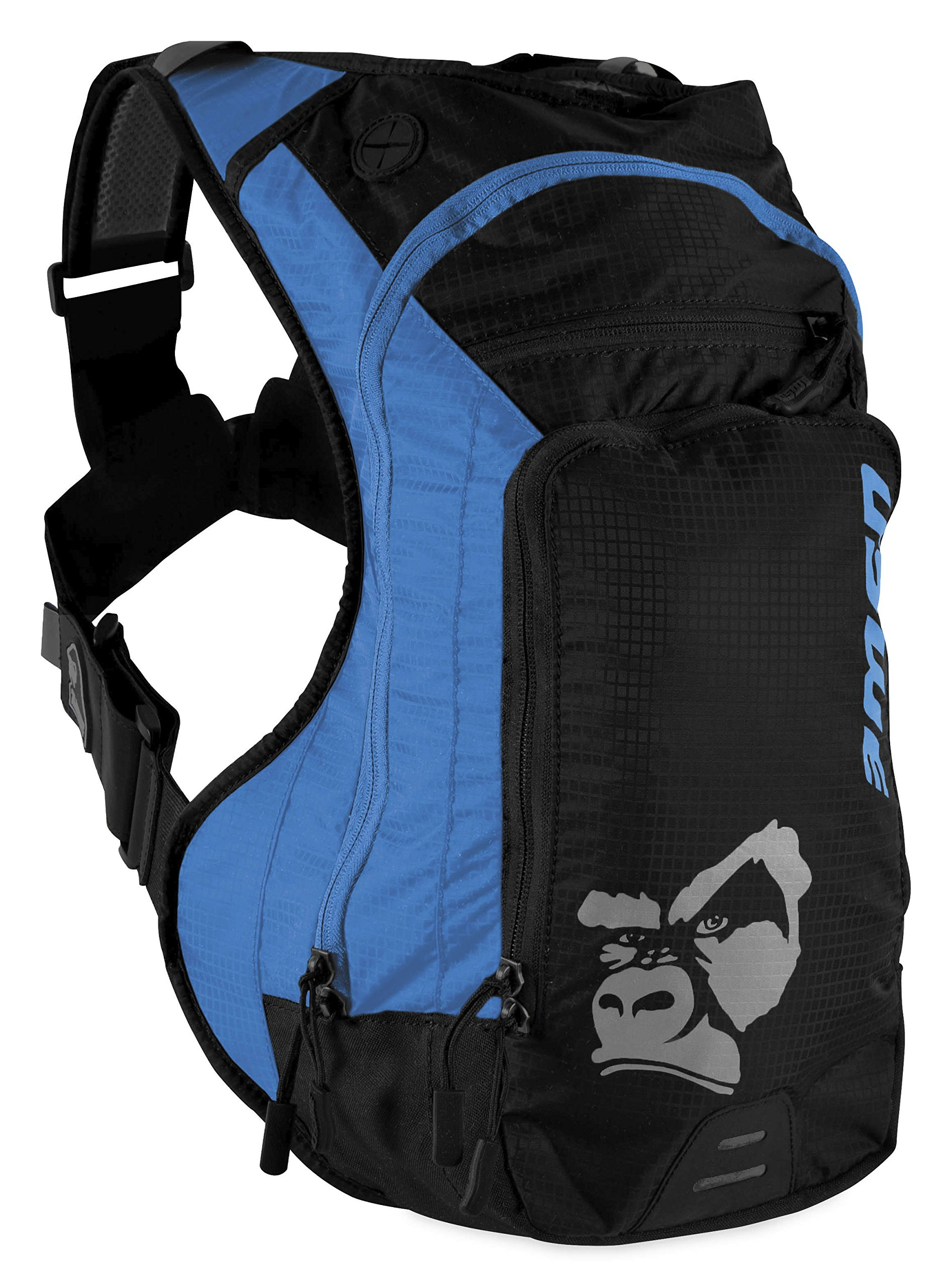 Uswe Blue-Black Ranger - 9 Litre Hydration Pack (Default , Blue) by USWE