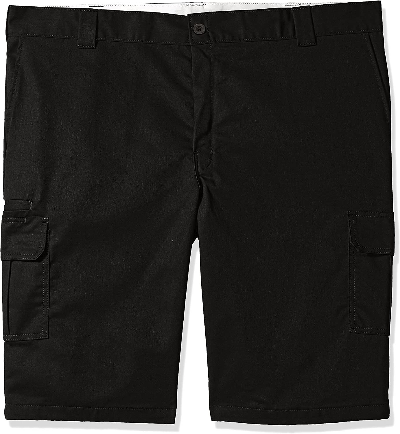 Dickies Mens Big 13 Inch Relaxed Fit Stretch Twill Cargo Short Big