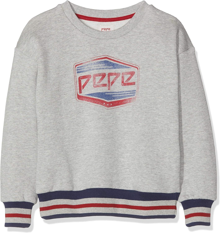 Pepe Jeans M/ädchen Nouvelle Sweatshirt