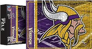 FOCO NFL Big Logo 500 Piece Jigsaw PZLZ