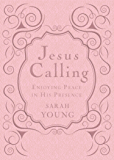 Jesus Calling - Deluxe Edition Pink Cover: Enjoying Peace in His Presence (Jesus Calling®)