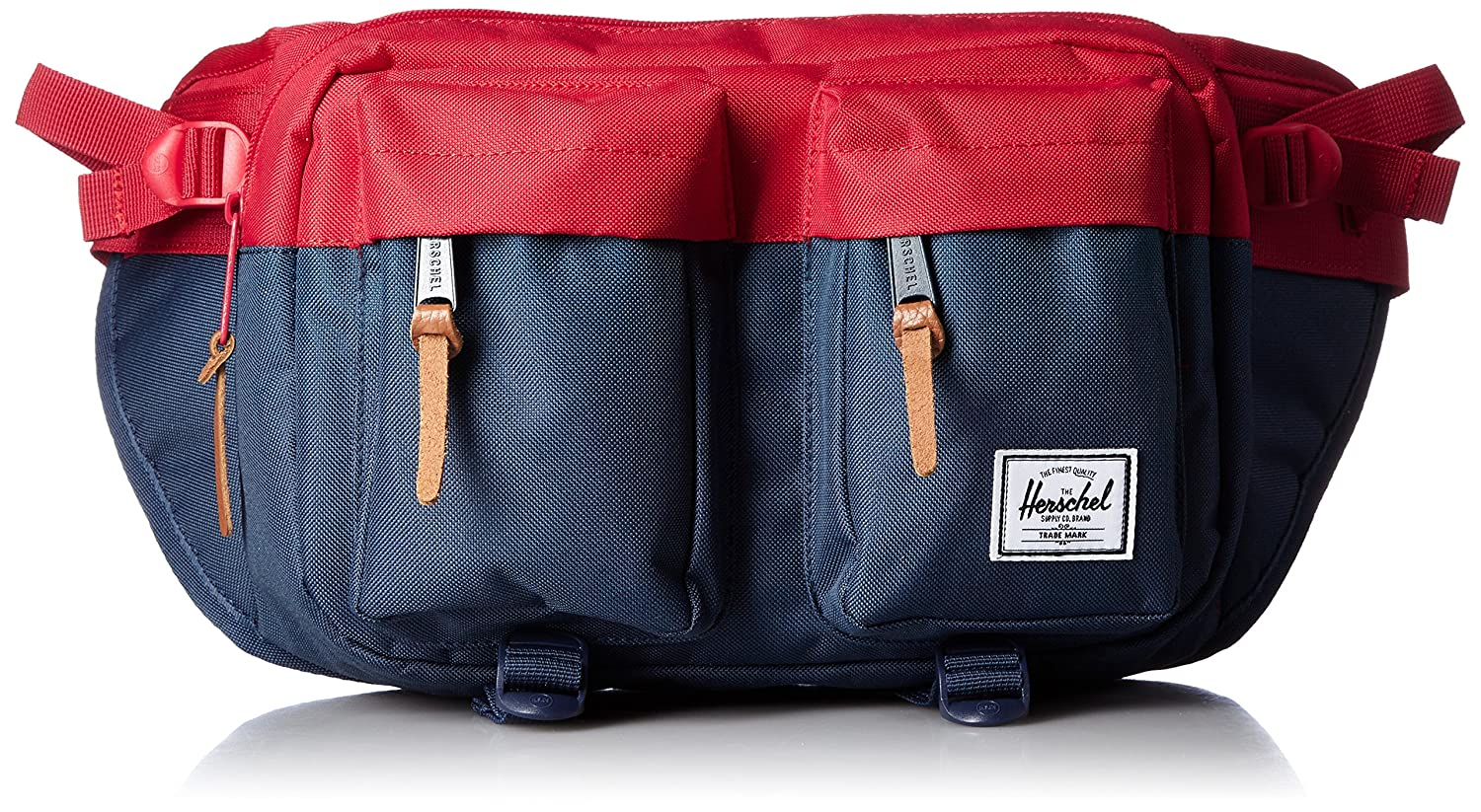 Herschel Supply Co Eighteen Navy Red One Size Niion Hipbag Camo