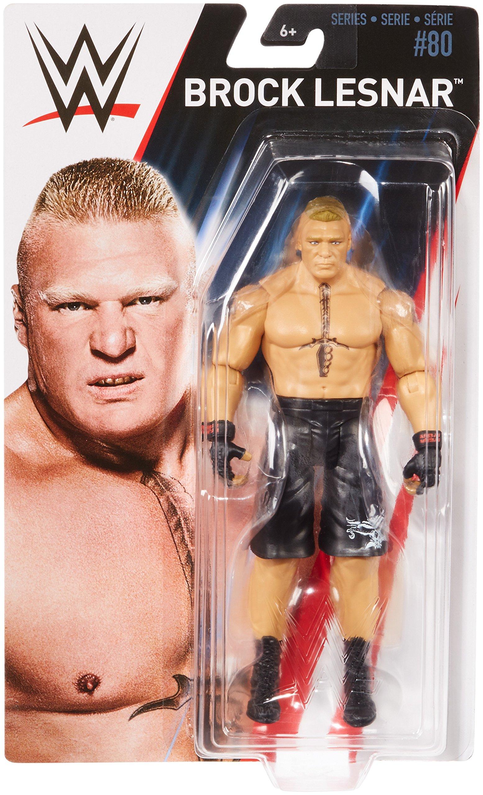 6 WWE Series #80 Chris Jericho Action Figure