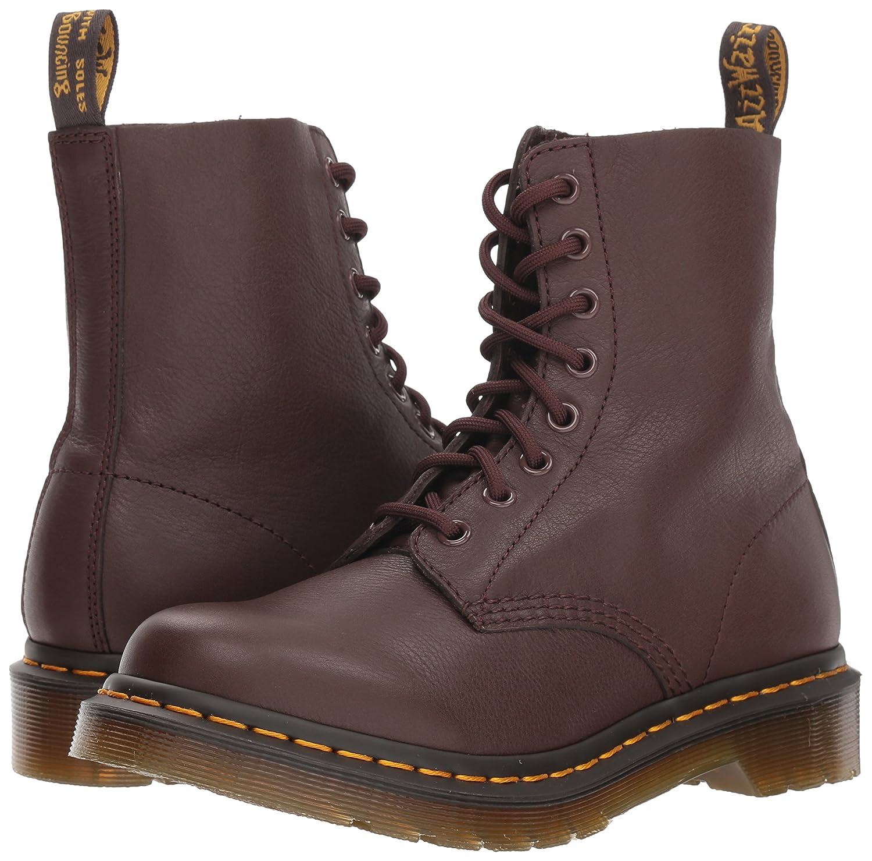 Dr. Martens Women's 1460 Pascal Mid Calf Boot B078ZK84QS 7 M UK (9 US)|Dark Brown
