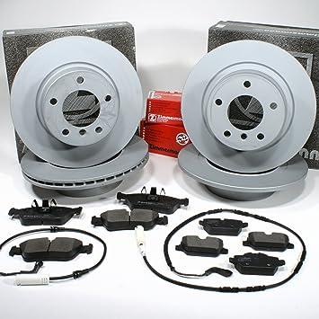Bremsbel/äge f/ür vorne//die Vorderachse Zimmermann Bremsscheiben 240 mm Coat Z//Bremsen