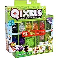 Asmokids Kanaï Kids - KK87071 - Mega Recharges Qixels  - 1200 Cubes - Saison 2 - Multicolore