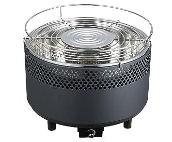 Rauchfreier Holzkohlegrill Vergleich : Jx tischgrill rauchfreier holzkohlengrill bbq grill mit turbofan