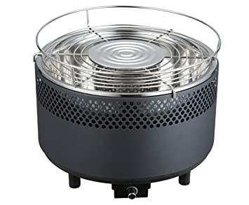 Rauchfreier Holzkohlegrill Preisvergleich : Jx tischgrill rauchfreier holzkohlengrill bbq grill mit turbofan