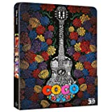 Coco (2D & 3D Steelbook Edition) [3D Blu-ray]