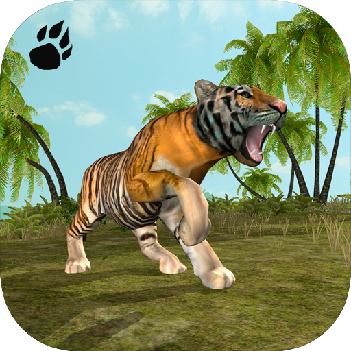 Tiger Chase Simulator - Chase Wolf