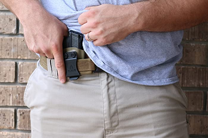 Inside Waistband Concealed Carry Holster for M&P Shield