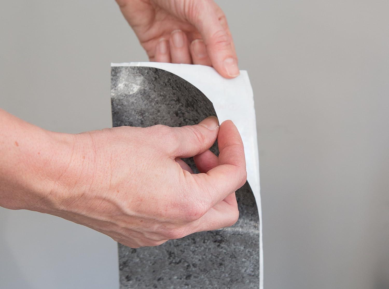 Slate Grey 90cm x 2.1m 346-5358 by d-c-fix/Â/® self adhesive vinyl film d-c-fix/Â/® Sticky Back Plastic