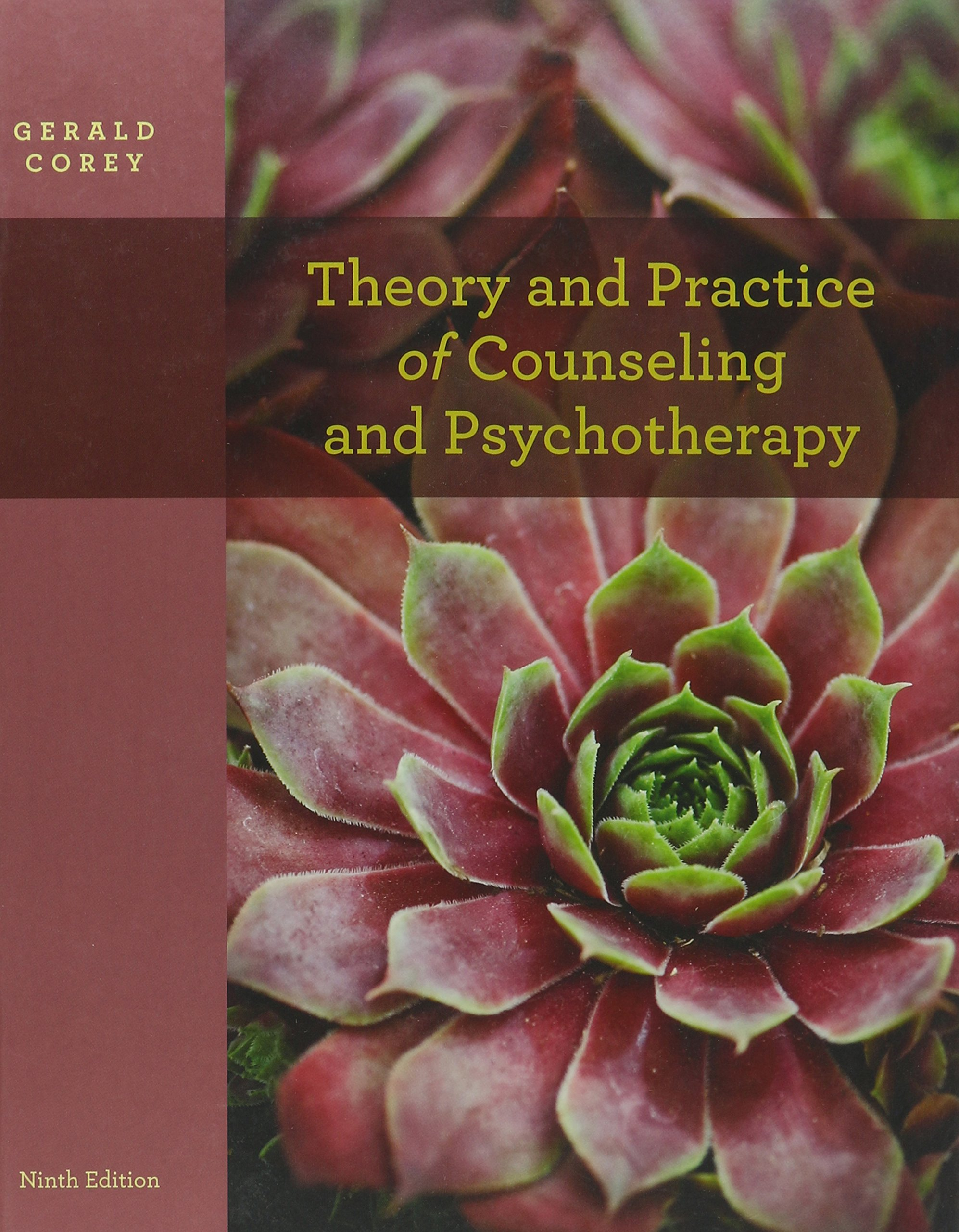 Bundle: Theory and Practice of Counseling and Psychotherapy, 9th + Case Approach to Counseling and Psychotherapy, 8th