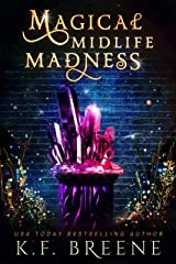 Magical Midlife Madness: A Paranormal Women's Fiction Novel (Leveling Up Book 1) Kindle Edition