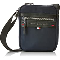 Tommy Hilfiger Men's Elevated Mini Reporter, Tommy Navy, One Size