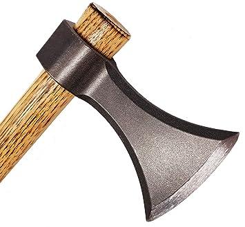 Amazon.com: Hacha de tiro con hoja – hoja de Tomahawk de ...