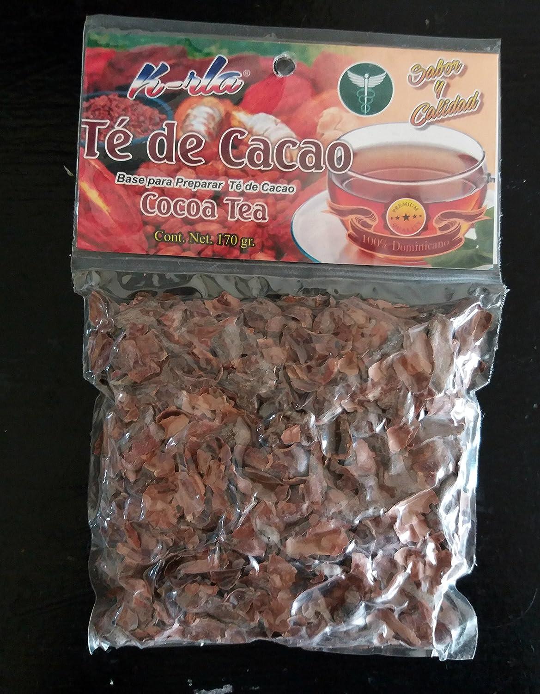 Te de cacao, natural de Caribe, Republica Dominicana, 3 un ...
