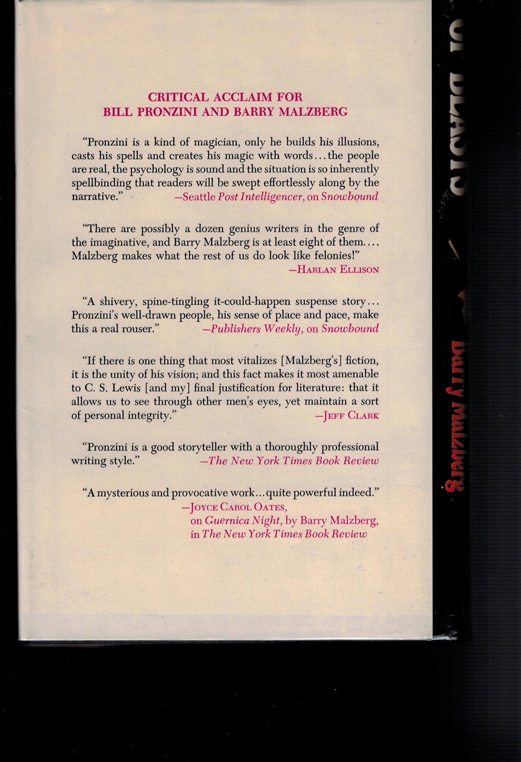The Running of Beasts: Bill  Pronzini: 9780399116476: Books