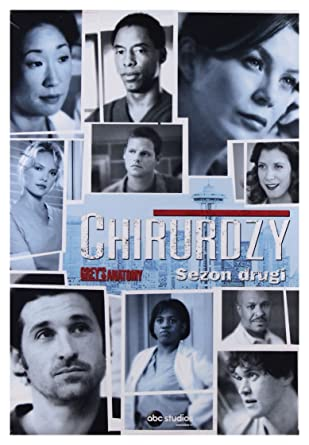 Amazon.com: Grey\'s Anatomy (BOX) [7DVD] (English audio. English ...