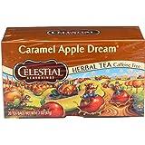 Celestial Seasonings Tea Caramel Apple Dream 20 bags