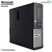 Dell Optiplex 7010 Business Desktop Computer PC (Intel Quad Ci5-3470, 8GB RAM 240GB SSD HDMI Wireless WIFI DVD-RW Buletooth 4.0 Win10Pro, 1GB Graphics (Certified Refurbished) (240G SSD, Bluetooth 4.0)