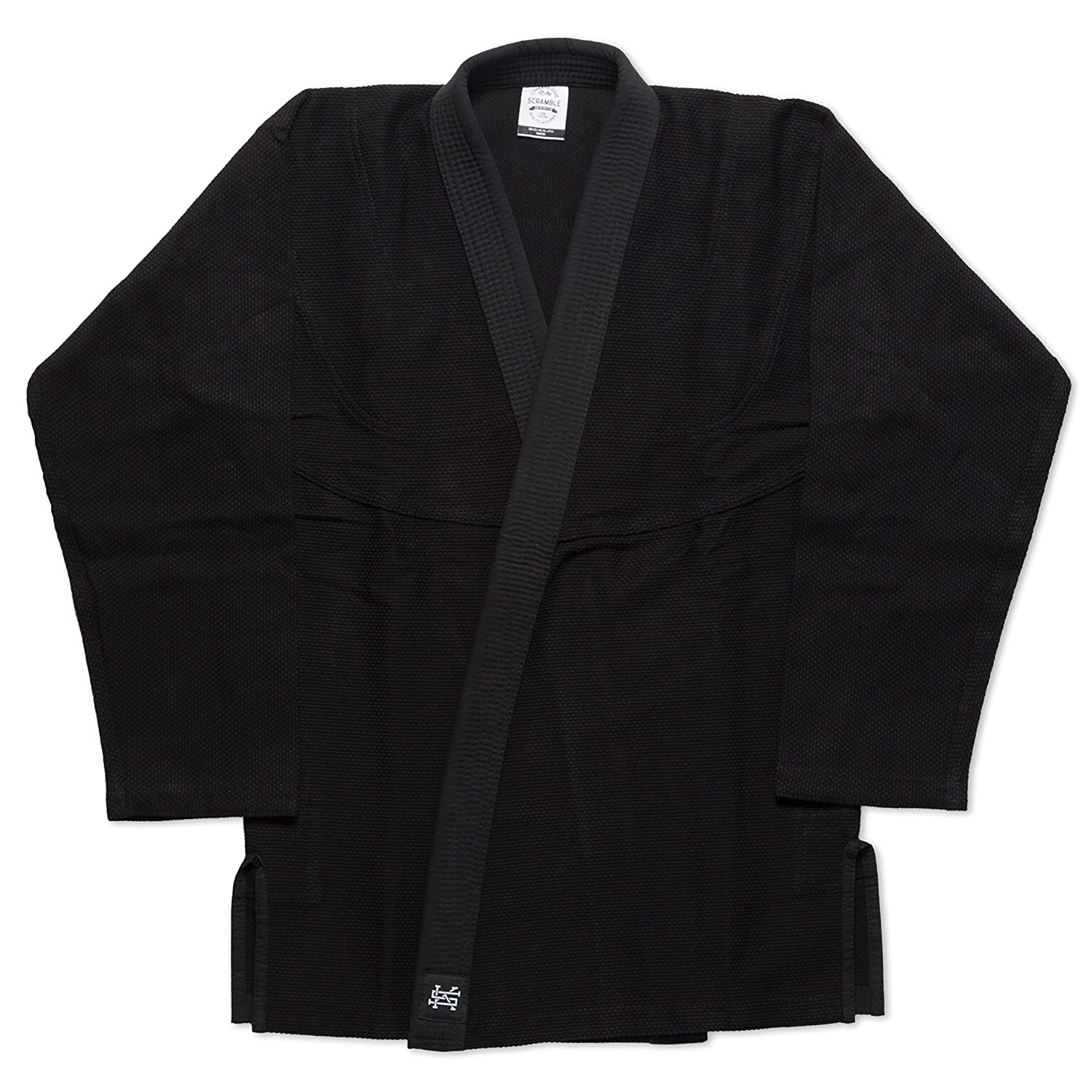 Scramble Standard Issue - Semi Custom Kimono - Black Edition