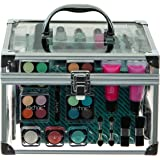 Technic Essentials Clear Carry Case Make-up Set