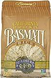Lundberg Basmati Rice, California Brown, 32 Ounce