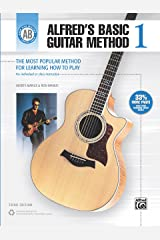 Alfred's Basic Guitar Method 1 (3rd Edition): The Most Popular Method for Learning How to Play (Alfred's Basic Guitar Library) Kindle Edition